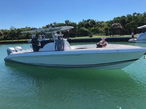 New Statement 35 Center Console Center Console Fishing Boat For Sale