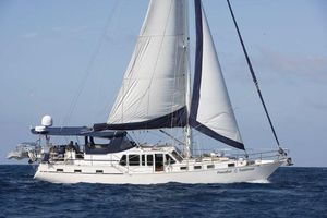 Used Celestial 50 Pilothouse Sailboat For Sale