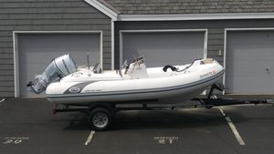 Used Walker Bay 450 Generation Tender Boat For Sale