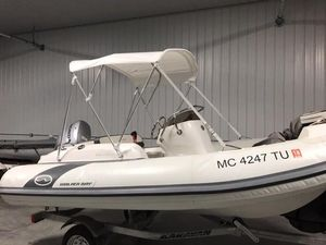 Used Walker Bay 400 Generation Tender Boat For Sale
