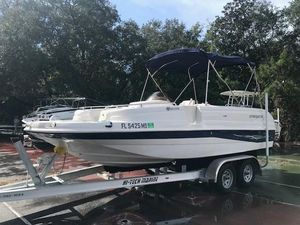 Used Stardeck Travis Edition 209 Bowrider Boat For Sale