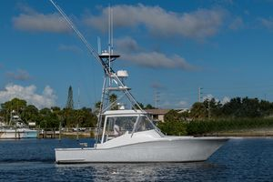 Used Legend Custom Sportfish Express Cruiser Boat For Sale