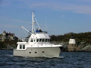 Used Nordhavn 40 II Motor Yacht For Sale