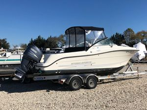 Used Hydra-Sports FB Cruiser Boat For Sale