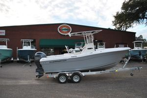 New Clearwater 2200cc W/yamaha F150 & Trailer Center Console Fishing Boat For Sale