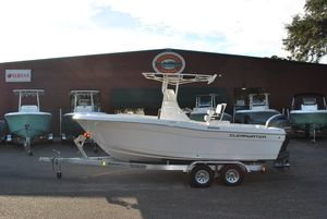 New Clearwater 2200cc W/yamaha F150 & Trailer Saltwater Fishing Boat For Sale