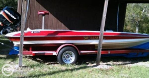 Used Allison XB 2002 Bass Boat For Sale
