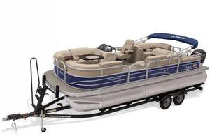 New Sun Tracker PB 22RF XP3 w/ Mercury 150hp 4 stroke Tri-toonPB 22RF XP3 w/ Mercury 150hp 4 stroke Tri-toon Pontoon Boat For Sale