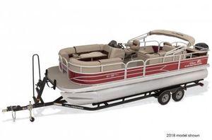New Sun Tracker SPORT FISH 22 w/ Mercury 115 ELPT 4S CTSPORT FISH 22 w/ Mercury 115 ELPT 4S CT Pontoon Boat For Sale