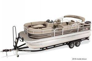 New Sun Tracker SPORT FISH 22XP3 TRI-TOON w/ Mercury 150 4 strokeSPORT FISH 22XP3 TRI-TOON w/ Mercury 150 4 stroke Pontoon Boat For Sale
