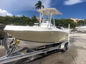 Used Angler 204 Center Console204 Center Console Center Console Fishing Boat For Sale