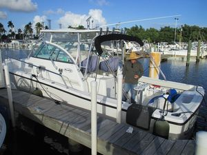 Used Rampage 30 Walkaround Center Console Fishing Boat For Sale