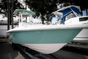 Used Everglades 243 Sports Fishing Boat For Sale