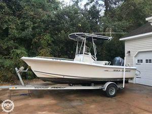 Used Sea Hunt Triton 202 Center Console Fishing Boat For Sale