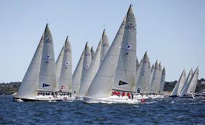 Used C&c One Design 30 Racer and Cruiser Sailboat For Sale