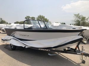 New Starcraft 186 Titan186 Titan Aluminum Fishing Boat For Sale