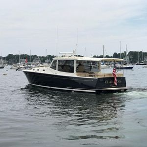 Used Mjm 40Z Downeast Pilothouse Boat For Sale
