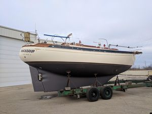 Used Ta Shing Baba Cutter Sailboat For Sale