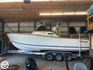 Used Albemarle 27 Express Walkaround Fishing Boat For Sale