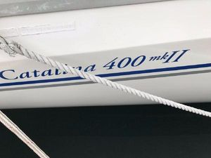 Used Catalina 400 MK II Cruiser Sailboat For Sale