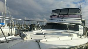 Used Dyna Yachtfisher Sports Cruiser Boat For Sale