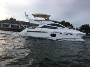 Used Fairline 48 Fly Flybridge Boat For Sale