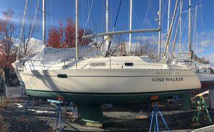Used Beneteau 281 Motorsailer Boat For Sale
