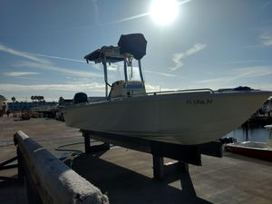 Used Rabco 21 Center Console Fishing Boat For Sale