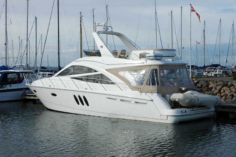 Used Sealine T50 Motor Yacht For Sale