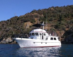 Used Seahorse Long Range Cruiser Trawler Boat For Sale