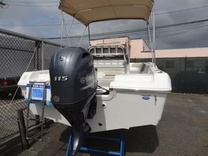 New Tidewater 198 CC Center Console Fishing Boat For Sale