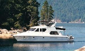 Used Compass 55 Pilothouse Boat For Sale