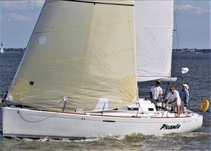 Used Beneteau 36.7 Sloop Sailboat For Sale