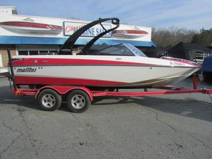 Used Malibu Wakesetter VTXWakesetter VTX Ski and Wakeboard Boat For Sale