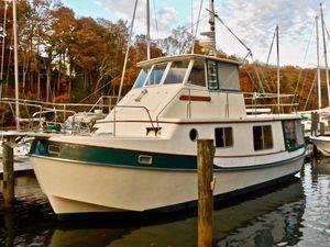 Used Kadey-Krogen Manatee 36 Cruiser Boat For Sale