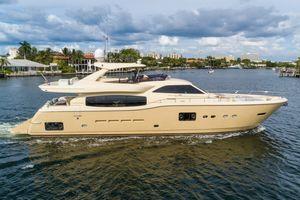 Used Ferretti Yachts Altura 840 Motor Yacht For Sale