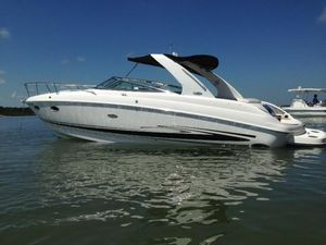 Used Powerquest 320 SC Cruiser Boat For Sale