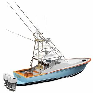 Used Custom Xcelerator Boatworks 42 WA Center Console Fishing Boat For Sale