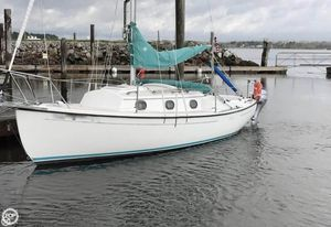 Used Com-Pac 23-3 Sloop Sailboat For Sale