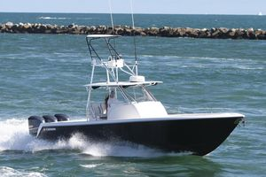 Used Contender 39 Fisharound Center Console Fishing Boat For Sale