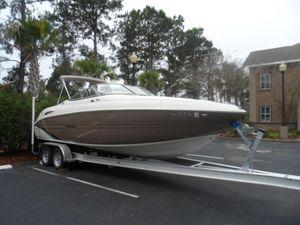 Used Stingray 25LR25LR Cruiser Boat For Sale