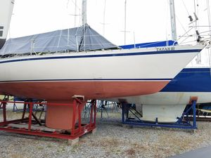 Used Canadian Sailcraft 36 Cruiser Sailboat For Sale