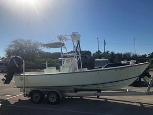 Used Aeon Marine 23 DLX Center Console Fishing Boat For Sale