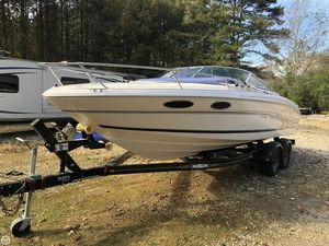 Used Sea Ray 230 Signature Walkaround Fishing Boat For Sale