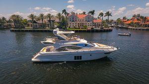 Used Azimut 54 Flybridge Motor Yacht For Sale