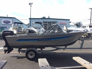 Used Gregor MX 580 Commercial Boat For Sale