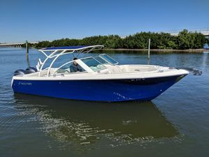 Used Sailfish 275 DC Bowrider Boat For Sale