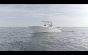 New Streamline 26 Tournament Edition Center Console Fishing Boat For Sale