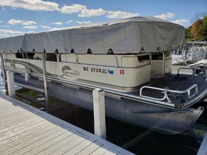 Used Lowe 240 Suncruiser Motor Yacht For Sale
