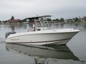 Used Wellcraft Fisherman 252 Center Console Fishing Boat For Sale
